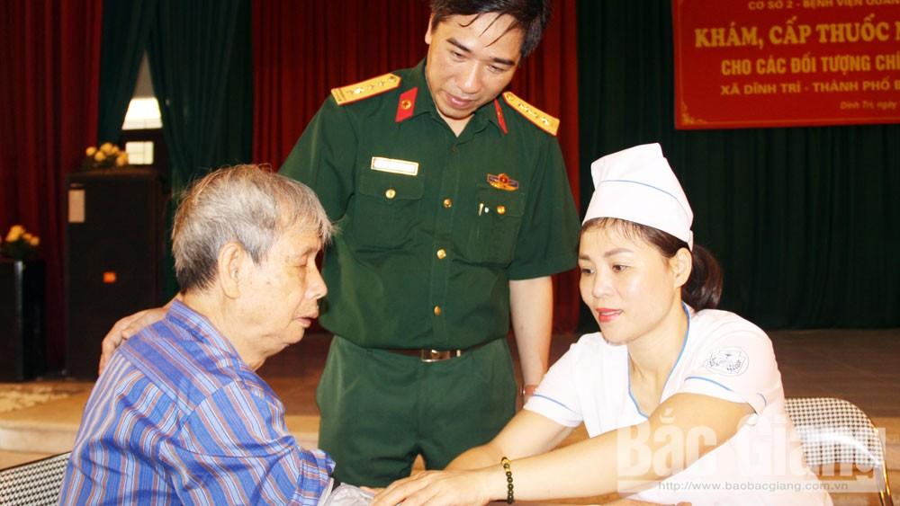 Hiệu quả chương trình quân dân y kết hợp